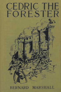 Book Cedric the Forester