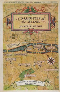 Book Daughter of the Seine