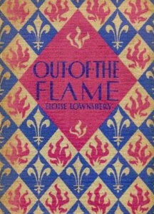 Book Out of the Flame