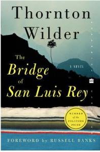 Book Bridge of San Luis Rey
