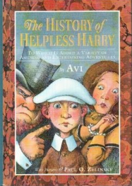 Book History of Helpless Harry