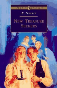 Book The New Treasure Seekers